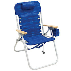 RIO Brands High Boy Backpack Chair - Stripe