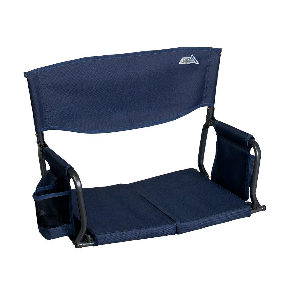 RIO Brands Stadium Chair - Navy