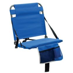 RIO Brands Bleacher Boss Companion - Blue