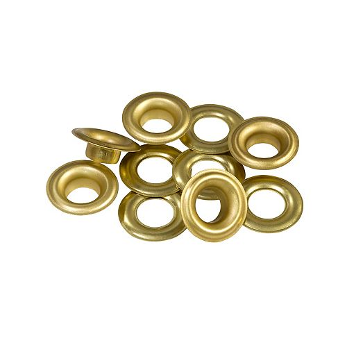 Arrow G3812 3/8 inch Grommet Refills - 12 Sets