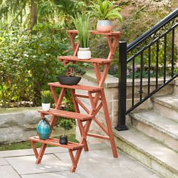 Leisure Season 5-Tier Plant Stand