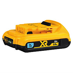 DEWALT 20V MAX Lithium-Ion Compact Tool Connect Battery Pack 2.0 Ah