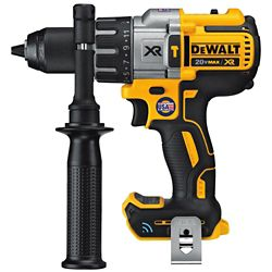 DEWALT 20V MAX XR Premium Tool Connect 1/2-inch Hammerdrill/Driver (Tool Only)
