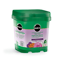Miracle Gro Water Soluble Bloom Booster Plant Food 15-30-15 1.5 kg