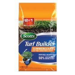 Scotts Turf Builder Summerguard 34-0-0 Lawn Food