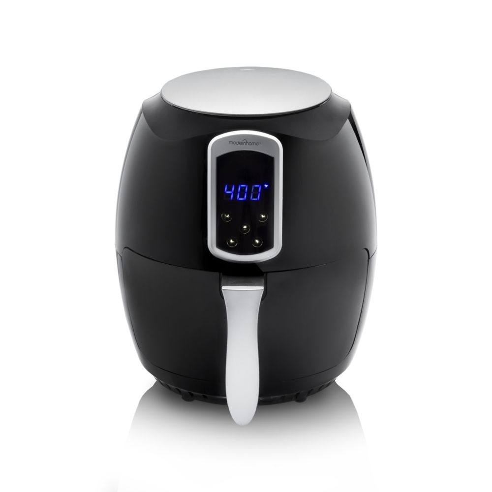 Modernhome 3.8Qt Digital Air Fryer with Full Color Recipe Book