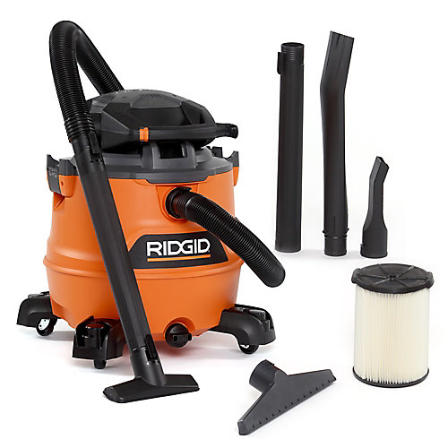 NXT 60 L (16 Gal.) 6.5 Peak HP Wet Dry Vacuum with Detachable Blower
