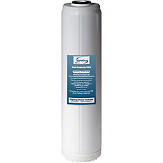 LittleWell Lead, Iron Removal Big Blue Whole House Replacement Water Filter Cartridge