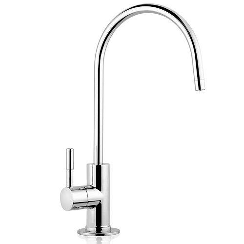 iSpring European Designer Drinking Water Faucet in Luxury Chrome