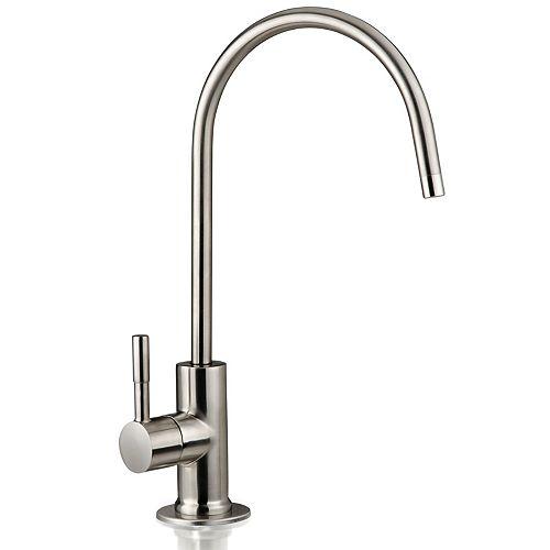 iSpring European Designer Drinking Water Faucet in Brushed Nickel