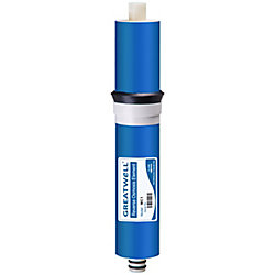 iSpring 1.8 inch x 12 inch 100GPD Water Filter Replacement Cartridge Reverse Osmosis Membrane