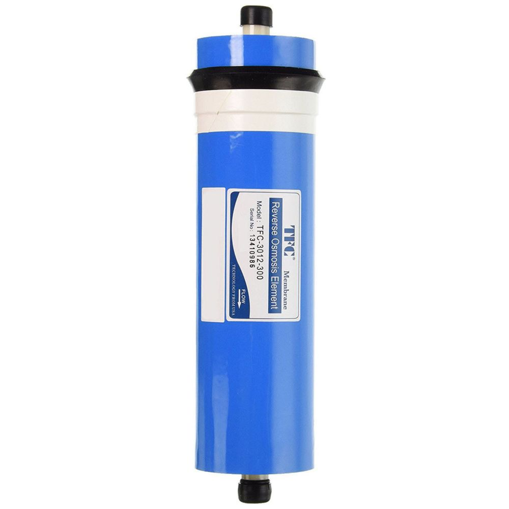 iSpring 2.8 inch x 12 inch 300GPD Water Filter Replacement Cartridge Reverse Osmosis Membrane