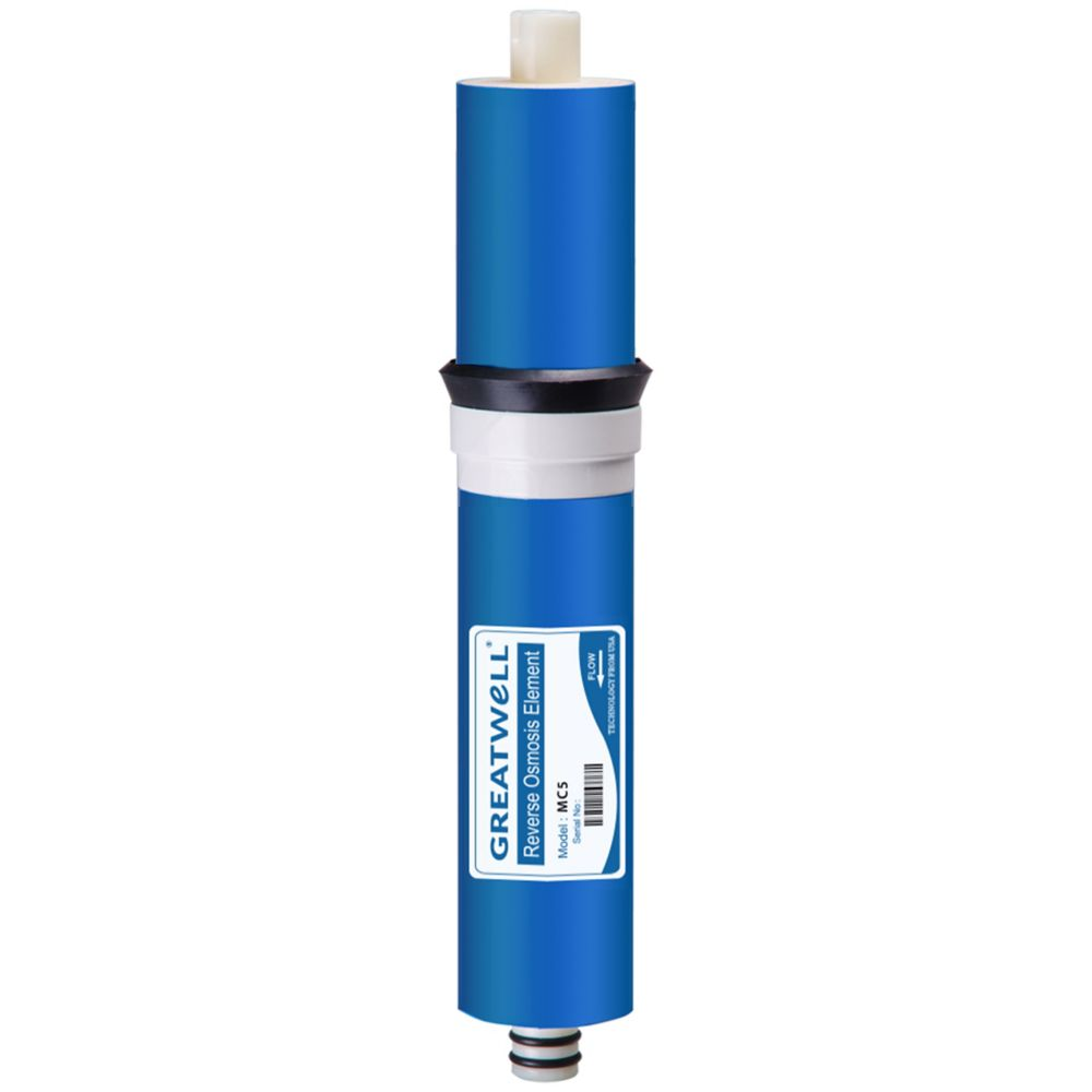 iSpring 1.8 inch x 12 inch 50GPD Water Filter Replacement Cartridge Reverse Osmosis Membrane