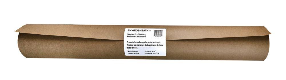 Envirosheath 36 Inch X 144 Ft Dry Sheathing Paper The
