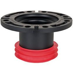Sioux Chief Push-Tite Closet Flange by :  for 4-inch DWV Pipe
