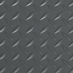 G-Floor Diamond Tread 8.5 ft. x 22 ft. Slate Grey Commercial Grade Vinyl Garage Flooring Cover and Protector