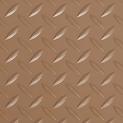 G-Floor Diamond Tread 10 ft. x 24 ft. Sandstone Commercial Grade Vinyl Garage Flooring Cover and Protector