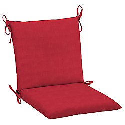 Hampton Bay CushionGuard Ruby Dining Chair Cushion