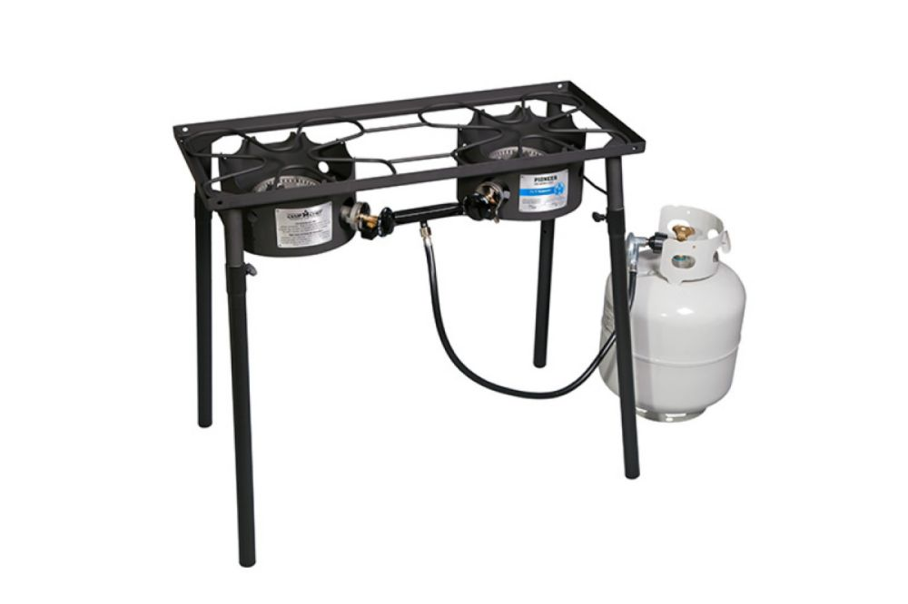 Camp Chef Camp Chef Pioneer Two Burner Stove