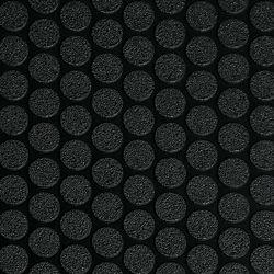 G-Floor Revêtement protecteur larmé pour garages de qualité commerciale, Small Coin, 8.5 x 22 pi, noir