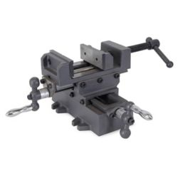 WEN 3.25  inch Compound Cross Slide Industrial Strength Benchtop and Drill Press Vise