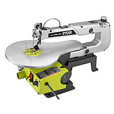1.2 Amp 16-Inch Corded Scroll Saw
