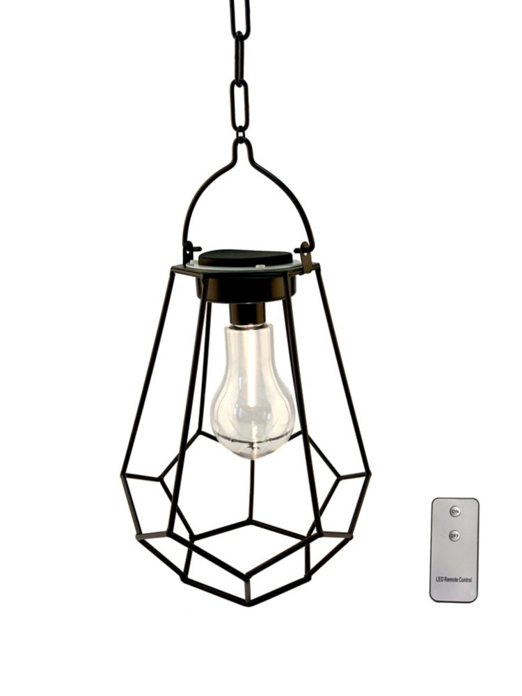 Hampton Bay HB BO Wire Diamond Gazebo Light