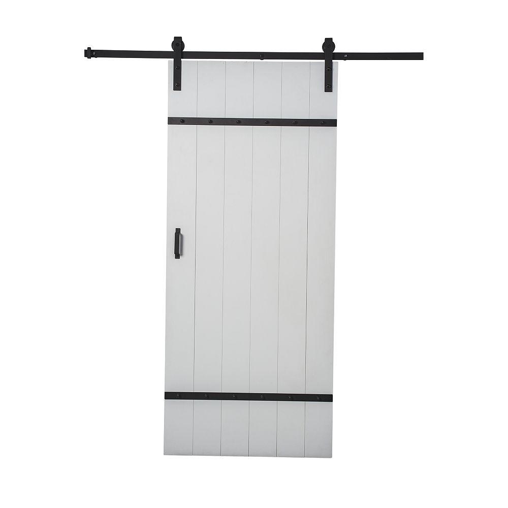 Renin Easy-Build Barn Door Kit