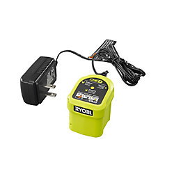 RYOBI 18V ONE+ Dual Chemistry 10 Hour Charger