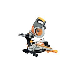 Evolution Power Tools 10-Inch Multi-Material Cutting Compound Sliding Miter Saw
