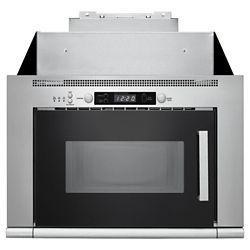 Whirlpool 24-inch W 0.8 cu ft Over-the-Range Microwave in Stainless Steel