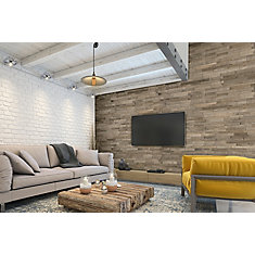 Quebec Birch 14-inch x 44-inch Engineered Wall Panel (17.1 sq.ft./case)