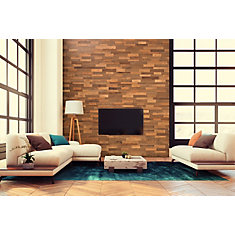 Seattle Birch 14-inch x 44-inch Engineered Wall Panel (17.1 sq.ft./case)
