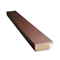 Moulure de contour Boston, bois de merisier, 14 mm x 1 1/2 po x 45 po, 2/paq.