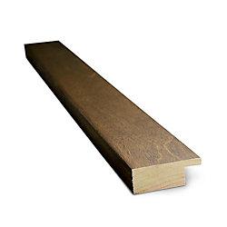 Moulure de contour Quebec, bois de merisier, 14 mm x 1 1/2 po x 45 po, 2/paq.