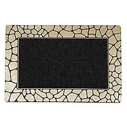 Floor Choice Walkway 18-inch x 30-inch Bronze Door Mat