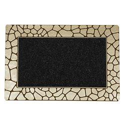 Floor Choice Tapis d'accueil, 18 po x 30 po, Walkway, bronze