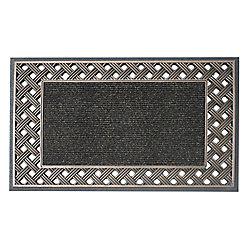 Floor Choice Engraved 18-inch x 30-inch Bronze Door Mat