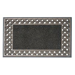 Floor Choice Tapis d'accueil, 18 po x 30 po, Engraved, bronze