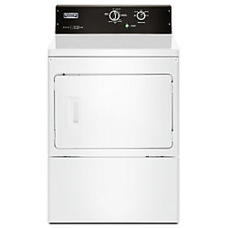 Maytag 7 4 Cu Ft Front Load Commercial Gas Dryer In