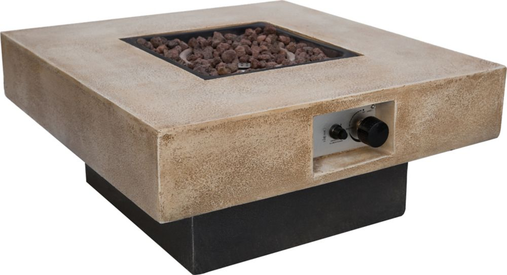 Bond Brayden Modular Patio Gas Fire Table
