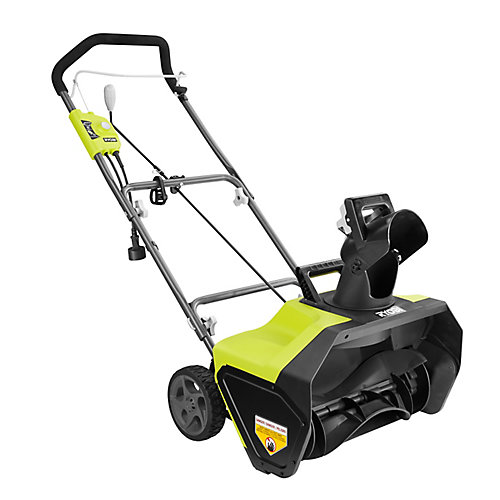 20-Inch 13 Amp Corded Electric Snow Blower