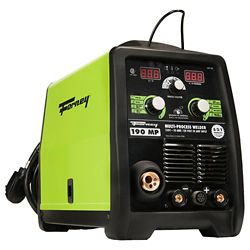 Forney Industries 190 MP Welder,  inch3-in-1 inch Multiple Welding Processes