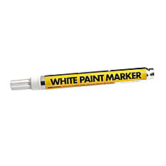 White Paint Marker