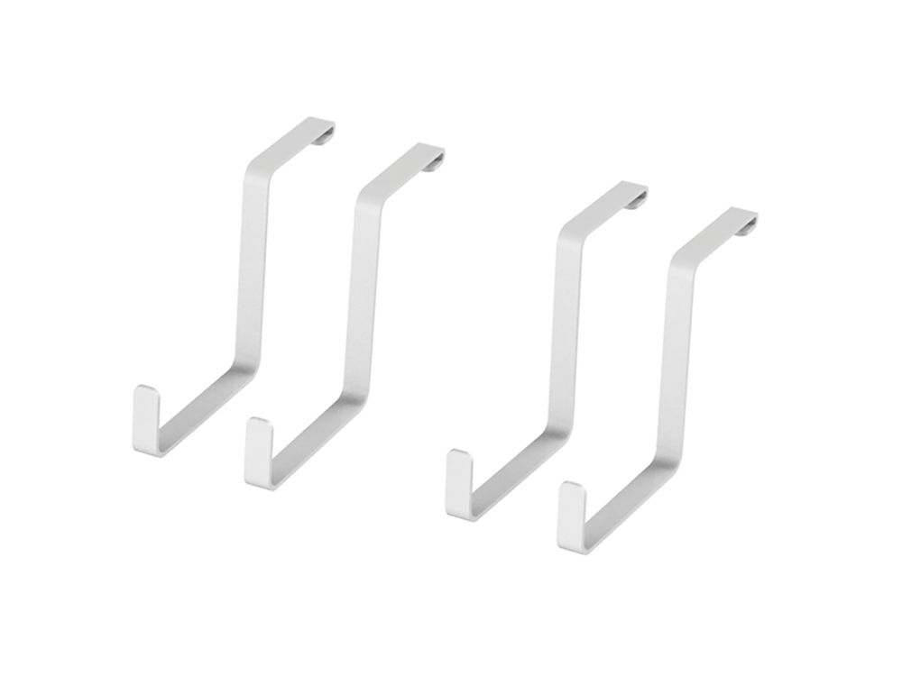 NewAge Products Inc. VersaRac 4 Piece Accessory Kit (S-hooks)