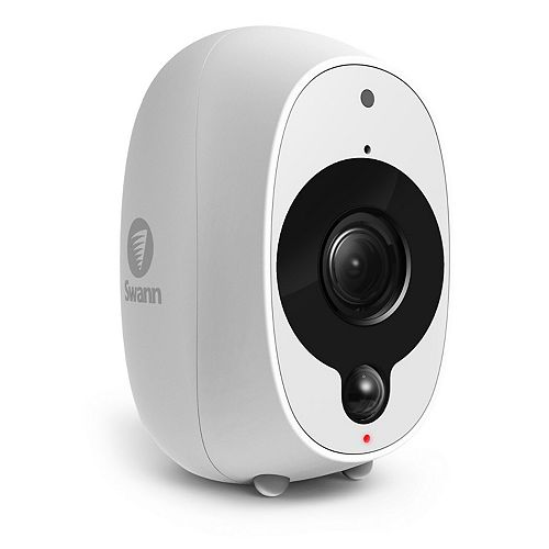 Swann 1080p HD Wire-Free WiFi Smart Security Camera with Thermal-Sensing and Amazon Alexa