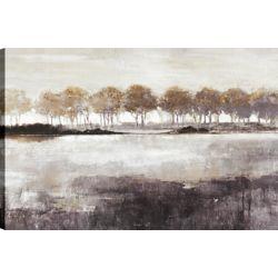 Art Maison Canada Landscape Dust I, Landscape Art, Canvas Print Wall Art Décor 24X36 Ready to hang