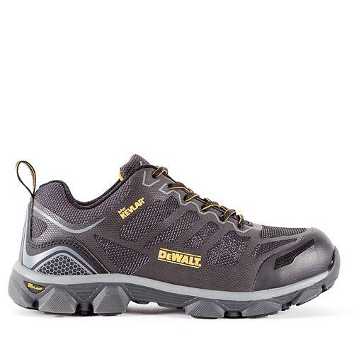 DEWALT Industrial Footwear Crossfire Lo Kevlar CSA Homme (t:11.5) Embout D'aluminium/Plaque Composite chaussure de athlétique