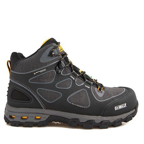 DEWALT Industrial Footwear Lithium *CSA approved* Men's (size 9.5) Aluminum Toe/Composite Plate/Waterproof Athletic Work Boot