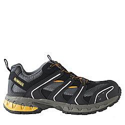 DEWALT Industrial Footwear Torque Low *CSA approved* Men's (size 8) Steel Toe/Steel Plate Lightweight Athletic Work Shoe